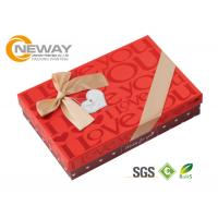 Wholesale Printed Packaging Boxes , Good Quality Custom Printed Gift Chocolate Boxes from china suppliers