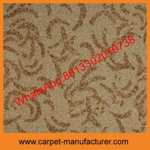 Jacquard flower pattern nylon carpet tile rug commercial