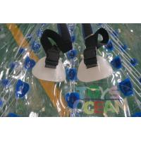 Quality Transparent Giant Inflatable Bumper Balls For Human / Body Water Zorbing Ball for sale