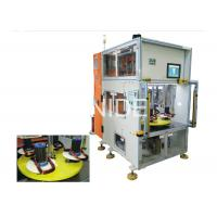 China Vertical Type Stator Automatic Coil Winding Machine With Double Heads wholesale