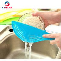 China Food Washing Strainer, Drainer,Colander,Sieve for Spaghetti, Pasta,Noodles,Rice,Beans, Fruits,Vegetables.whale Shape wholesale