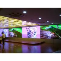 China Rental Indoor Full Color LED Display Video Wall / SMD led advertising display P7.62 on sale