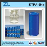 China light yellow DTPA-5Na liquid for Industry wholesale
