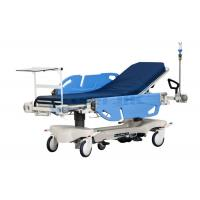 China Hydraulic Patient Transport Stretcher Rotating Side Rails For Operation Room on sale