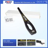 China Super Wand Hand Held Metal Detector MCD-5800 with high sensitivity and competitive priceMCD5800 wholesale