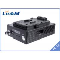 NLOS Real Time Buckle Plate COFDM Video Transmitter For News Gathering