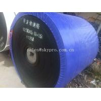 China Industrial Transmission Portable Conveyor Belt With Nylon / Rubber Material , OEM Service on sale