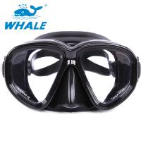 China Liquid Silicone Low Volume Dive Mask wholesale