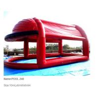 China Inflatable pool / inflatable water pool / giant swimming pool with Canopy wholesale