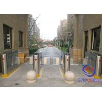 China Auto Swing Turnstile Barrier Outdoor Bi Directional Handicapped Access Controller wholesale