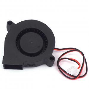 China Heat Dissipation 18CFM 5015 3D Printer Cooling Fan 50 X 50 X 15mm wholesale