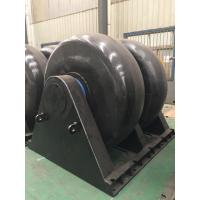 Wholesale Large Loading Double Roller Wheel Type Marine Roller Wheel Rubber Fender from china suppliers