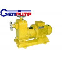 China Electric motor Self Priming Centrifugal Pump for Municipal / Sewage Project , irrigation water pump wholesale
