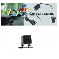 China H.264  WIFI Backup Camera Waterproof , Mini Reversing Camera wholesale