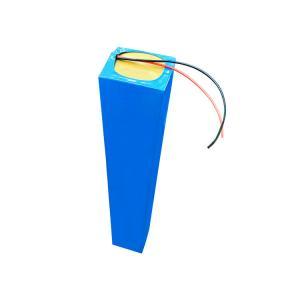 China CC CV 60Ah rechargeable Lifepo4 Batteries 1C Discharge 24 Volt wholesale