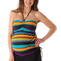 Buy cheap New design one piece swimwear for pregnant woman from wholesalers