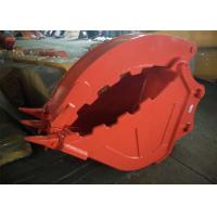 Buy cheap 1 Pcs Cylinder Backhoe Thumb Attachment Grapple For Sieving Function from wholesalers