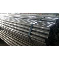 China 300 Series Decorative ERW Welded Stainless Steel Pipe 3 Inch For Vehicle wholesale