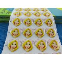 China Promotional gift epoxy stickers wholesale