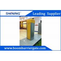 China 5 Million MTBF CE Approved Boom Barrier Gate With Straight Aluminum Alloy Arm wholesale