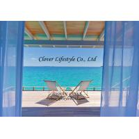 China Textilene sling sun lounger for Hotel, Garden and Beach by Clover Lifestyle Outdoor Furniture China wholesale
