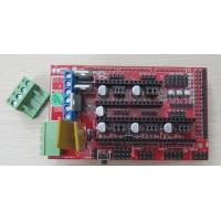 China Red Solder Mask Customized LED PCB Assembly Material FR4 Finished Copper 1OZ wholesale