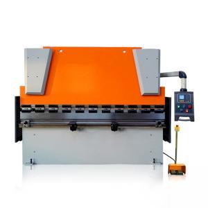 China Metal Master Press Brake Machine With Throat Depth 200mm WC67Y - 40 / 2500 on sale