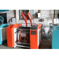 China Full Automatic PE Cling Film Making Machine / Plastic Film Slitting Equipment wholesale