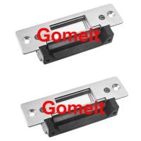 China ANSI Narrow Type Access Control Door Strike , 500kgs Fail Secure Electric Strike wholesale