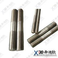 China China Alloy20 high quality stainless steel bolt stud bolt wholesale