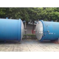 China Food Rubber AAC Autoclave Pressure Vessel For Chemical , High Pressure wholesale