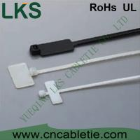 China Marker Nylon Cable Ties wholesale