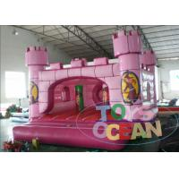 China Witch Inflatable Jumping Castle Bouncer Tarmpolines For Girls Party wholesale