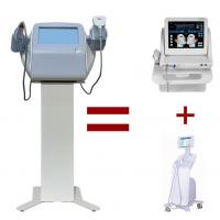 China 2 In1 Hifu Supersonic  Multifunction Beauty Machine  For Beauty Spa And Salon Use wholesale