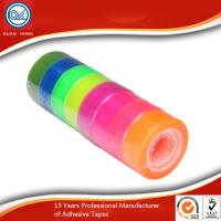 China Fragile BOPP Printed Packaging Tape Light Weight With Acrylic Adhesive wholesale
