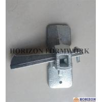 China Cast Iron Cam Clamps 43x105mm Concrete Forming Accessories For Locking and Securing Formwork wholesale