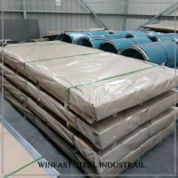 China DIN 1.4512 / 409 Stainless Steel Plate / Cold Rolled SS Sheet wholesale