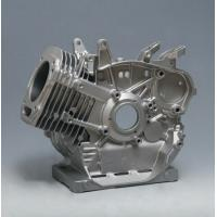 China Machined squeeze casting aluminum alloys for Automobile engine parts wholesale