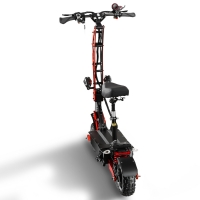 China Fast Selling 5600W Scooter Max Speed 85KM/H Scooters for Adult in orange black color wholesale