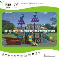 China 2012 Latest Pirate Ship Series Outdoor Playground Equipment (KQ10130A) wholesale