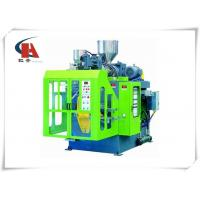 China 100ML - 25L Extrusion Stretch Blow Moulding Machine , HDPE Bottle Making Machine Automatic Control wholesale