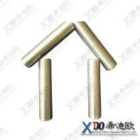 China GH3030 G702 Stainless Steel high strength fasteners threaded rod wholesale