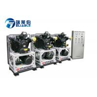 China 580 Kg Industrial Air Compressor 10 Micron Precision Independent Valve Seat wholesale