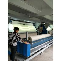 China Fully Automatic Fabric Checking Machine With Rollers 1.5kw Main Motor Power wholesale