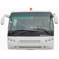 China 77 Passenger Airport Limousine Bus With 4 Pneumatic Double Opening Doors wholesale