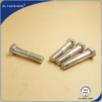 China High Strength Full Thread Bolts Stainless Steel GB / DIN Standards wholesale