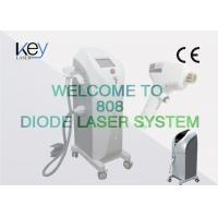 China Home 600W 808nm Diode Laser Hair Removal Machine Bar Skin Rejuvenation wholesale