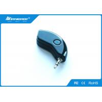 China Portable Bluetooth Audio Receiver , Bluetooth Car Adapter Support Smart Phones wholesale