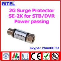 China STB Surge protector SE-2K 5-2500MHz Power pass and DC block available on sale