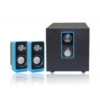 China Excellent Sound 2.1 PC Speakers With Subwoofer OEM / ODM Acceptable wholesale